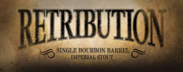 duclaw retribution bourbon barrel imperial stout