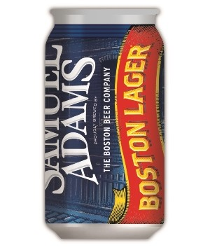 Boston Lager comes to cans