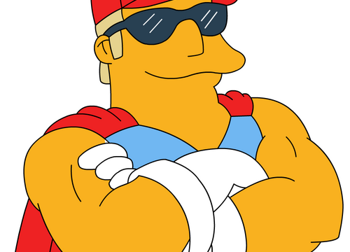 Ice Cold Duff: Simpsons Theme Park will serve Duff Beer