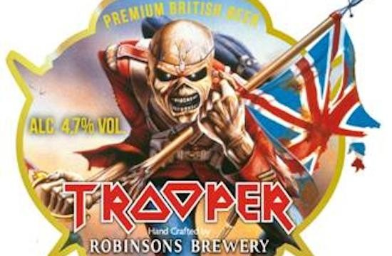Iron Maiden Beer No Longer Rocks Sweden