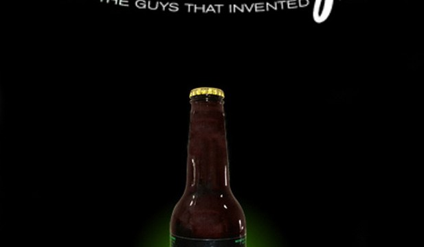 Hanson has a beer now.