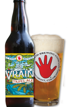 Left Hand's Tripel returns!