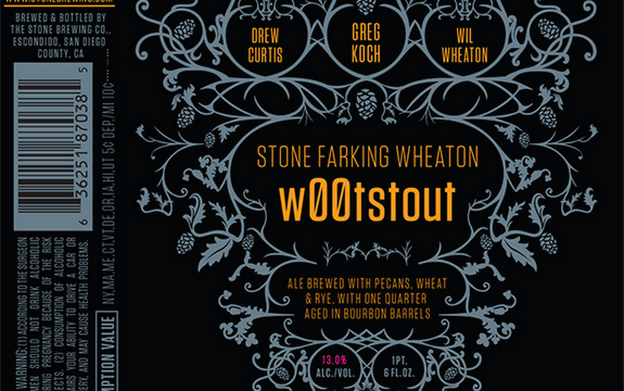 Wil Wheaton has a beer and it sounds amazing