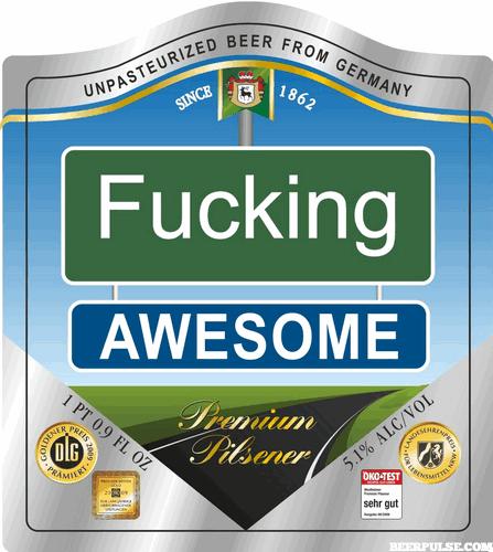 Fucking Awesome