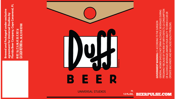 Now Serving: New Duff Extra Cold!