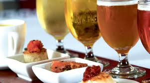 How to host a beer dinner