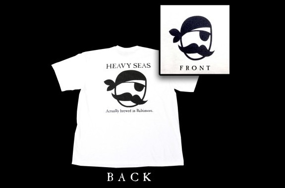 Heavy Seas shirt