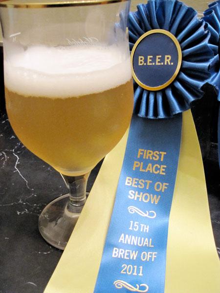 homebrew award