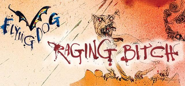 Flying Dog Raging Bitch on True Blood