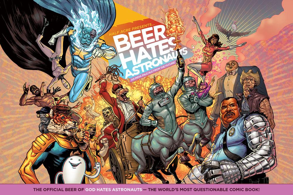 Beer Hates Astronauts