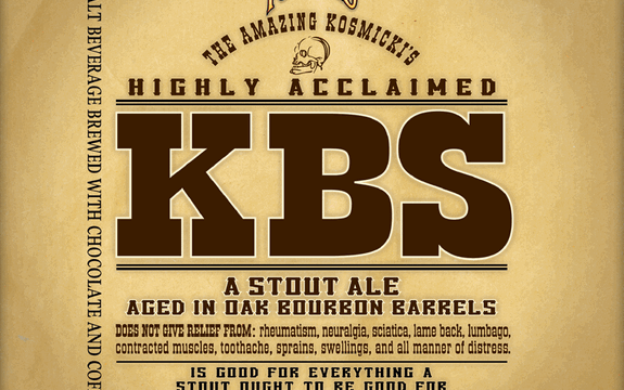 The Grand Lore (and Lure) of KBS