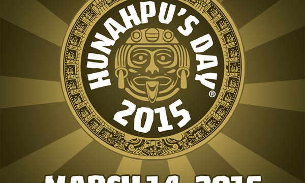 Hunahpu's Day rises from the ashes, to return in 2015