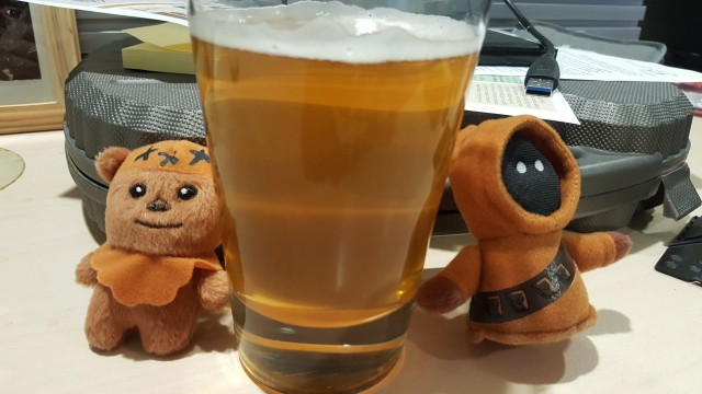 First Beer of the Weekend – 5/1/2015
