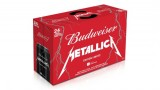 Ride the Lager – Metallica limited edition Budweiser