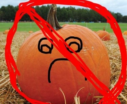 Hatin' on Pumpkin-Hate