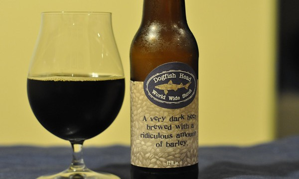 Dogfish Head World Wide Stout returns November 2016