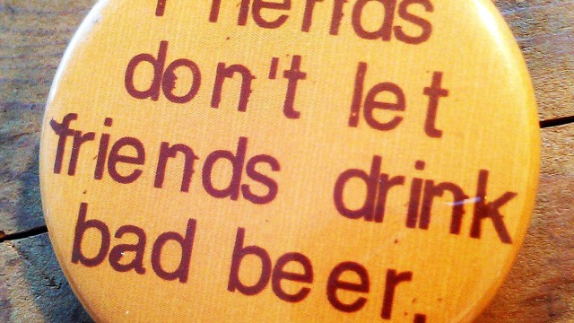 Are beers getting generally crappier?