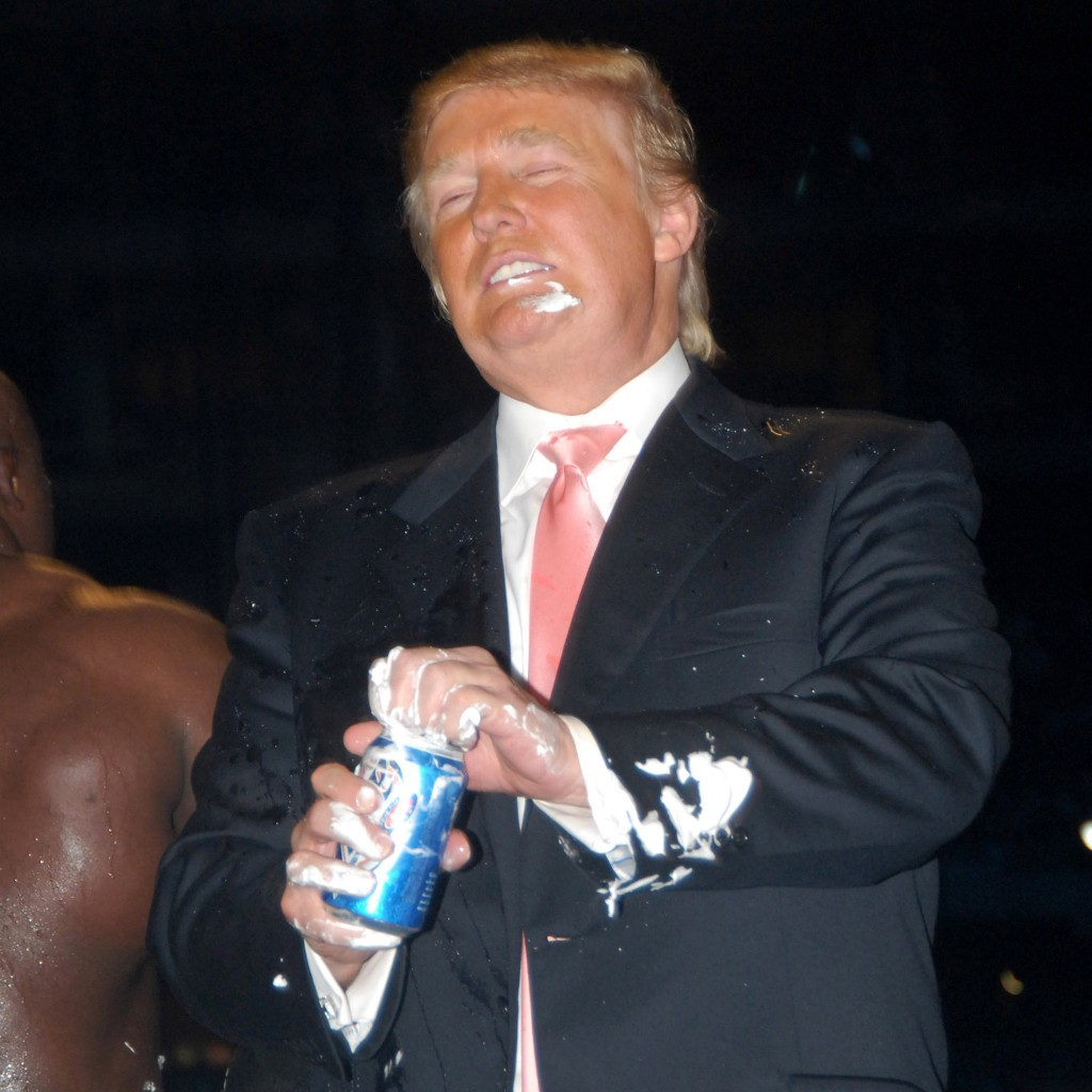 Wrestlemania 23, now part of the US Presidential Election canon.