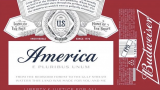 "Budweiser becomes ""America"", is not even American."