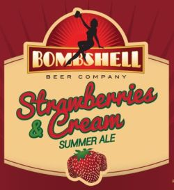 Strawberries and Cream Summer Ale Review
